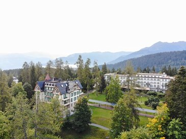 Kinderhotel: Waldhaus Flims  - Waldhaus Flims Wellness Resort