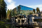 Kinderhotel: Spa - Aussenbereich - Waldhaus Flims Wellness Resort