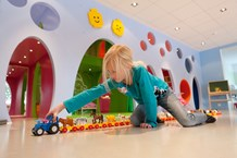 Kinderhotel: «Kids Inn - created by the LEGO Group» - Valbella Inn Resort