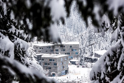 Kinderhotel: rocksresort im Winter - rocksresort
