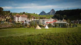 Familienhotel - Pools: Außenpool beheizt - Schweiz - Swiss Holiday Park