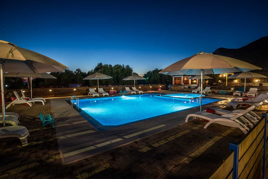 Kinderhotel: Pool - Baby and Kinder Hotel Paradisio
