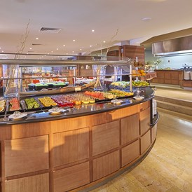 Kinderhotel: Buffet - Blau Privilege PortoPetro Beach Resort & Spa