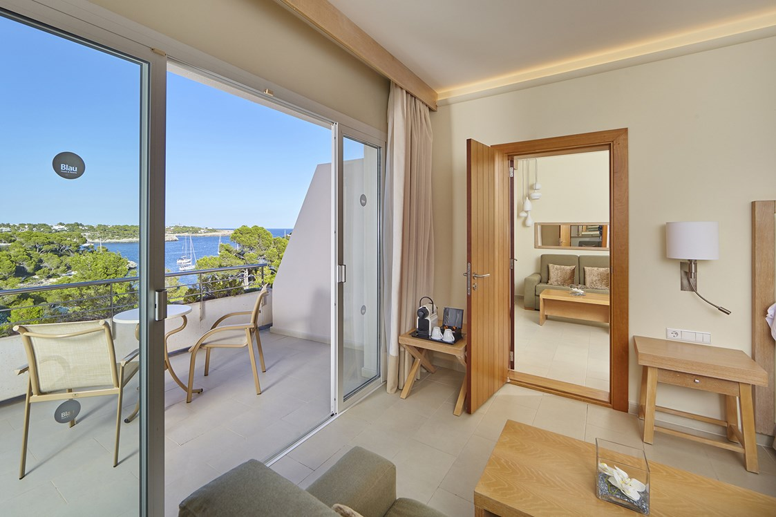 Kinderhotel: Zimmer mit Balkon - Blau Privilege PortoPetro Beach Resort & Spa
