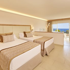 Kinderhotel: Doppelzimmer  - Blau Privilege PortoPetro Beach Resort & Spa