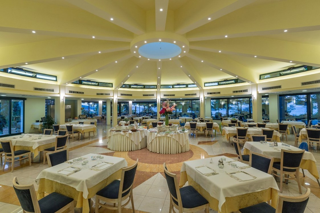 Kinderhotel: Restaurant - Gattarella Resort