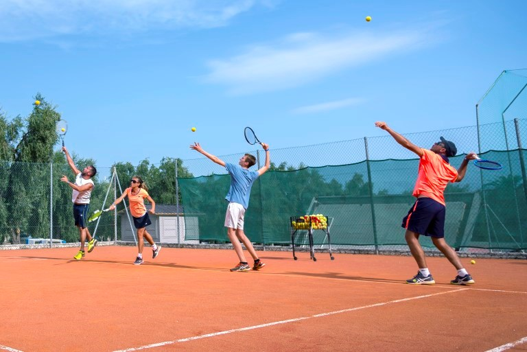 Kinderhotel: Tennis - Gattarella Resort