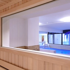 Kinderhotel: Familysauna - Gut Wenghof - Family Resort