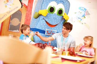 Kinderhotel: Kinderessen - Gut Wenghof - Family Resort