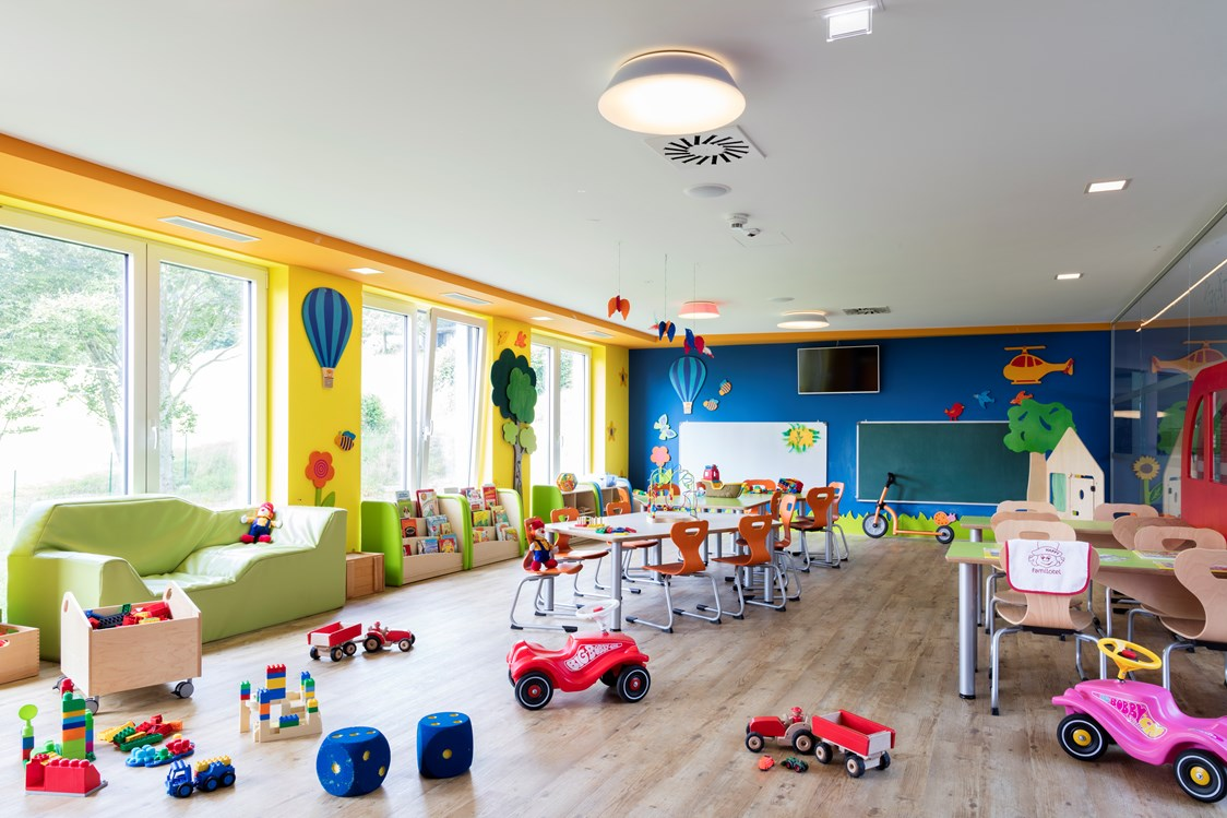 Kinderhotel: Happys Aigolino Kidsclub - AIGO welcome family