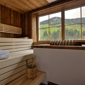 Kinderhotel: Bio Sauna - Galtenberg Family & Wellness Resort