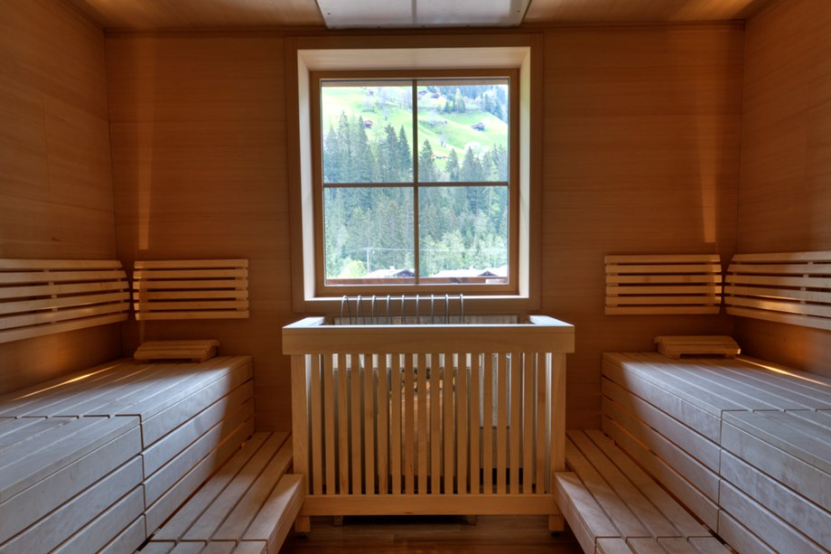 Kinderhotel: Finnische Sauna - Galtenberg Family & Wellness Resort