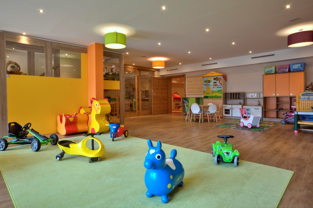Kinderhotel: Kidsclub - Galtenberg Family & Wellness Resort