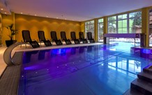 Kinderhotel: Hallenbad - Galtenberg Family & Wellness Resort