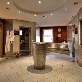 Kinderhotel: Wellnessbereich - Galtenberg Family & Wellness Resort
