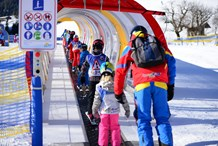 Kinderhotel: Skischule - Galtenberg Family & Wellness Resort