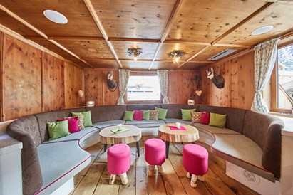 Kinderhotel: Lounge - ALL INCLUSIVE Hotel DIE SONNE