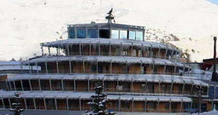 Kinderhotel: Shackleton Resort - Shackleton Resort