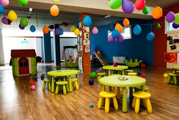 Kinderhotel: Interner Mini Club - AI POZZI VILLAGE FAMILY & WELLNESS HOTEL****