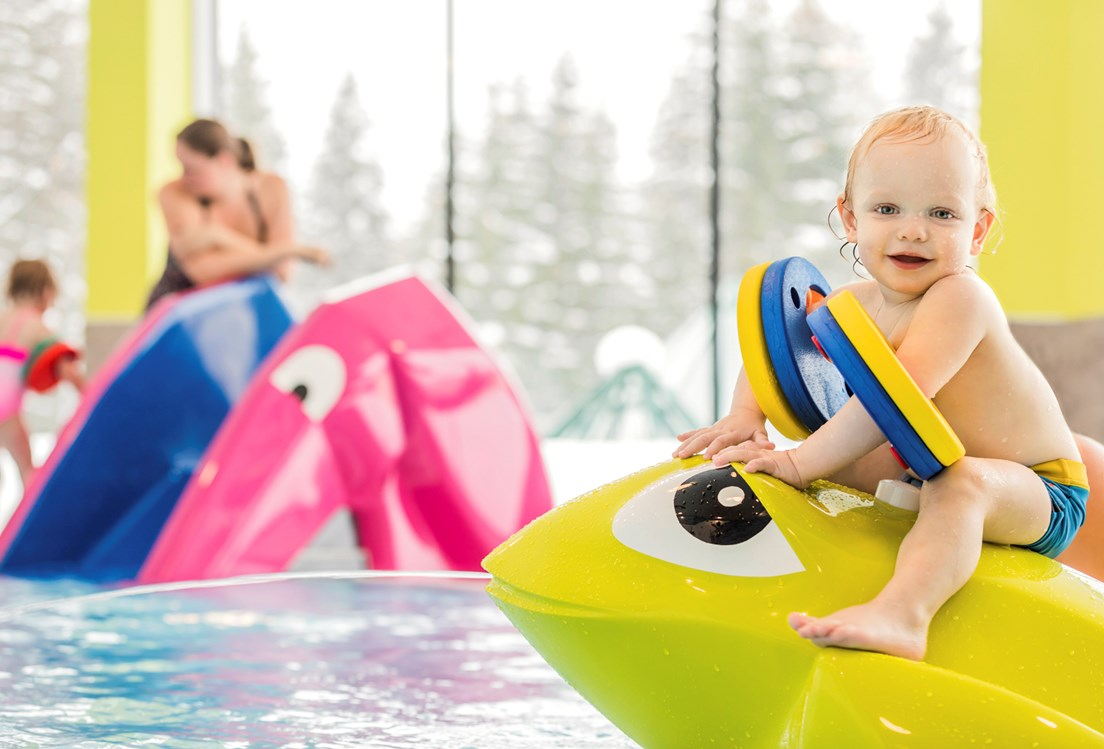 Kinderhotel: Zugspitz Resort 4*S