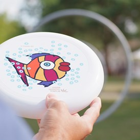 Kinderhotel: Mini Disc Golf - AHORN Seehotel Templin
