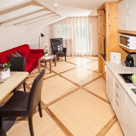 Kinderhotel: Appartement Family Superior - Familien-Wellness Residence Tyrol