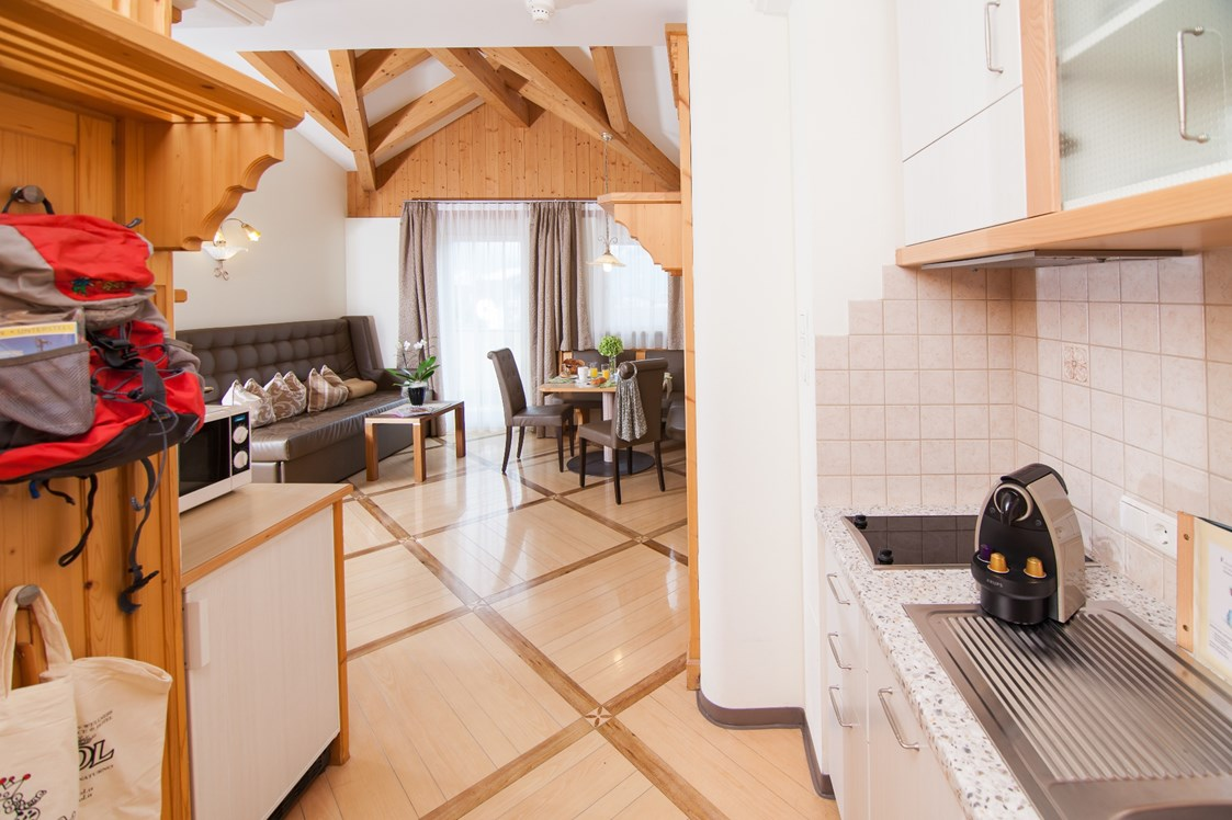 Kinderhotel: Appartement Family Deluxe - Familien-Wellness Residence Tyrol