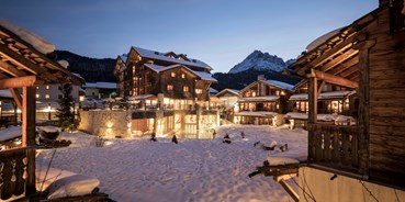 Familienhotel - Kinderbecken - Italien - Post Alpina - Family Mountain Chalets