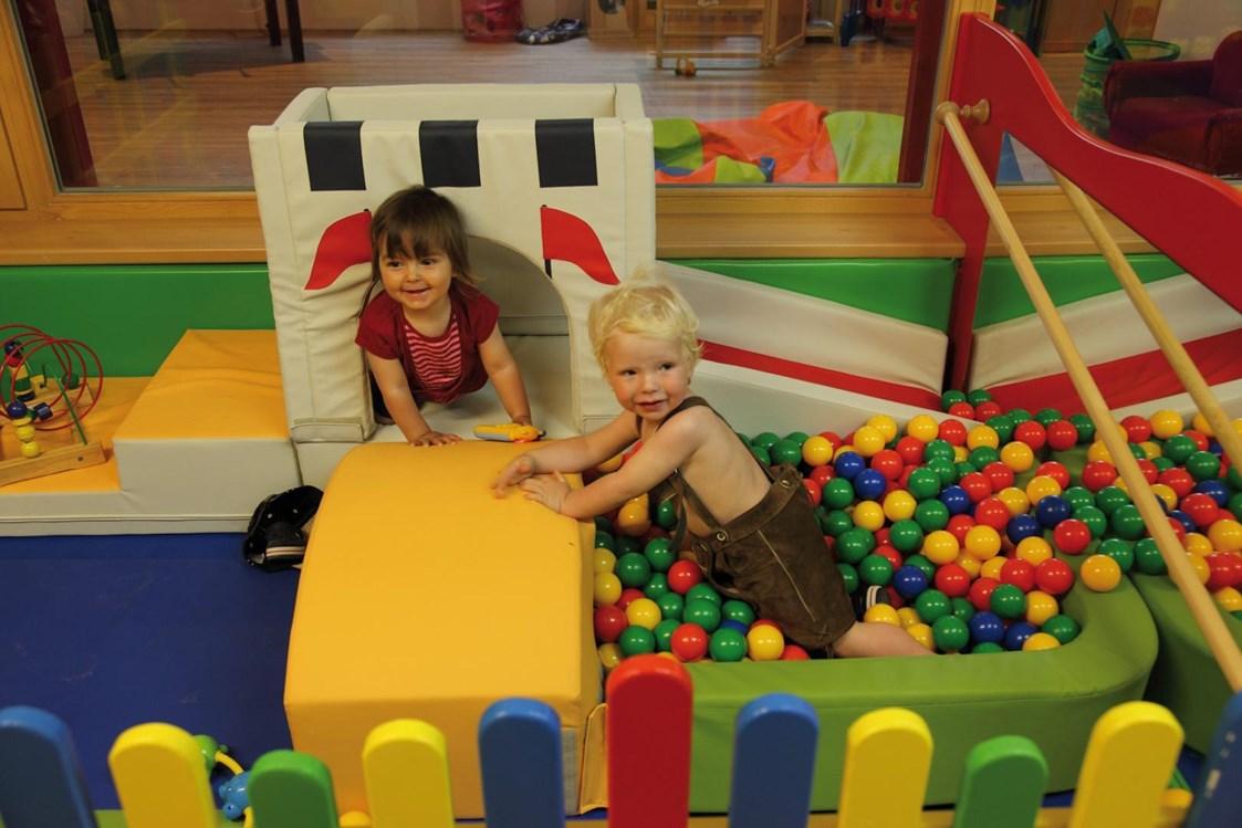 Alpen Hotel Post Kinderhotel In Osterreich