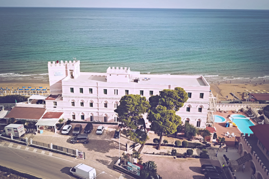 Kinderhotel: Fabilia Family Resort Gargano - Apulien - Fabilia Family Resort Gargano