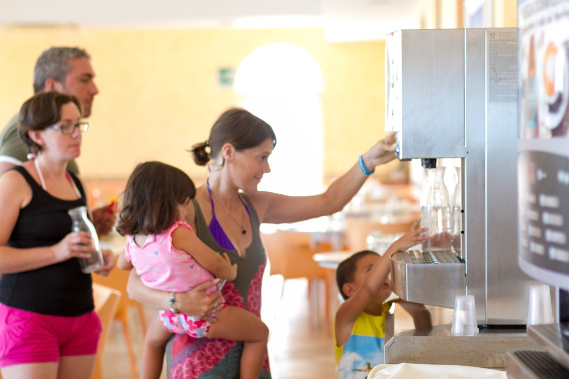 Kinderhotel: Fabilia Family Resort Gargano - Apulien - Drink & Food h24 - Fabilia Family Resort Gargano