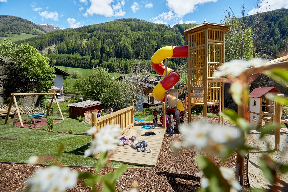Kinderhotel: A&L Wellnessresort